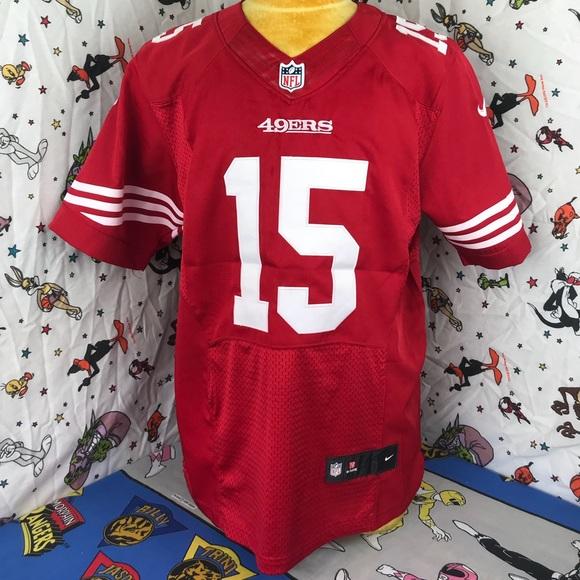 27ef89a9e98 NFL Nike  15 Crabtree San Francisco 49ers Jersey. M 5af5d9796bf5a6802afc47e9
